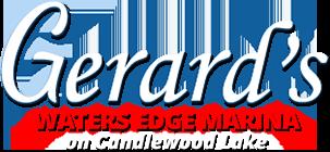 Gerard's Waters Edge Marina's Company logo