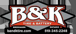 B & K Tire & Battery