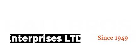 Hall Bros Enterprises Ltd