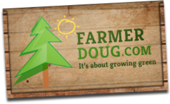 """Farmer Doug"" at the Duluth Farmer's Market"