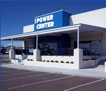The Poweer Center, Inc.
