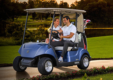 Yamaha Golf Cars Of The Virginias