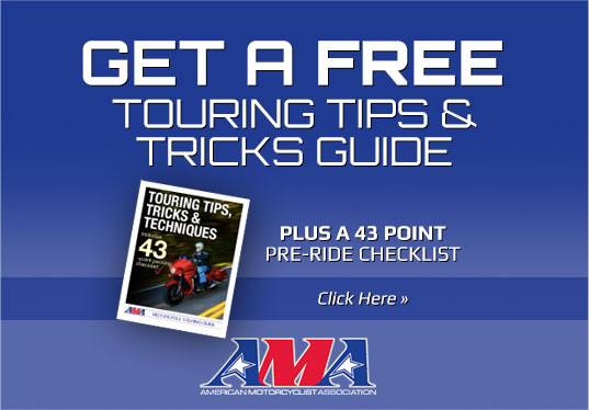 Touring tips and tricks