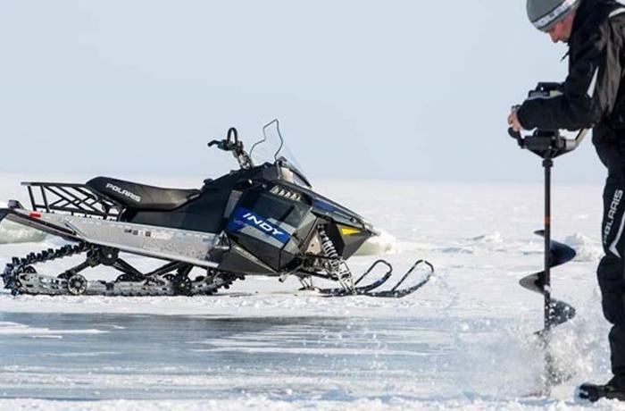 Polaris INDY Recreational Utility Snowmobiles