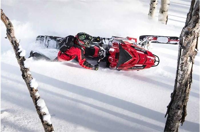 Polaris PRO-RMK Snowmobiles