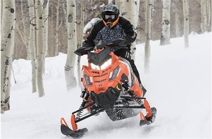 Polaris RUSH Snowmobiles