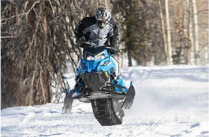 Polaris Switchback Snowmobiles