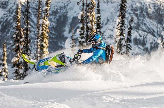 Ski-Doo Mountain Snowmobiles