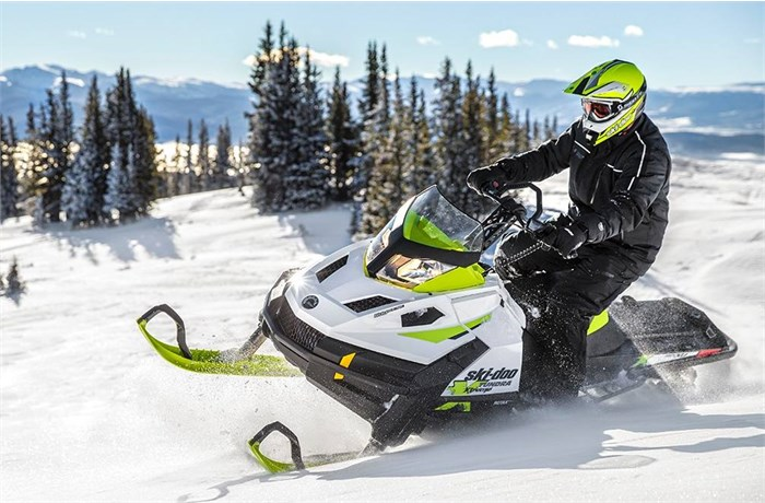 Ski-Doo Recreation-Utility Snowmobiles