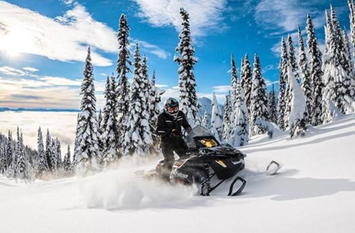 Ski-Doo Touring-Utility Snowmobiles