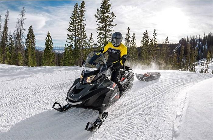 Ski-Doo Utility Snowmobiles