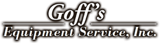 Goff's Equipment Service, Inc.