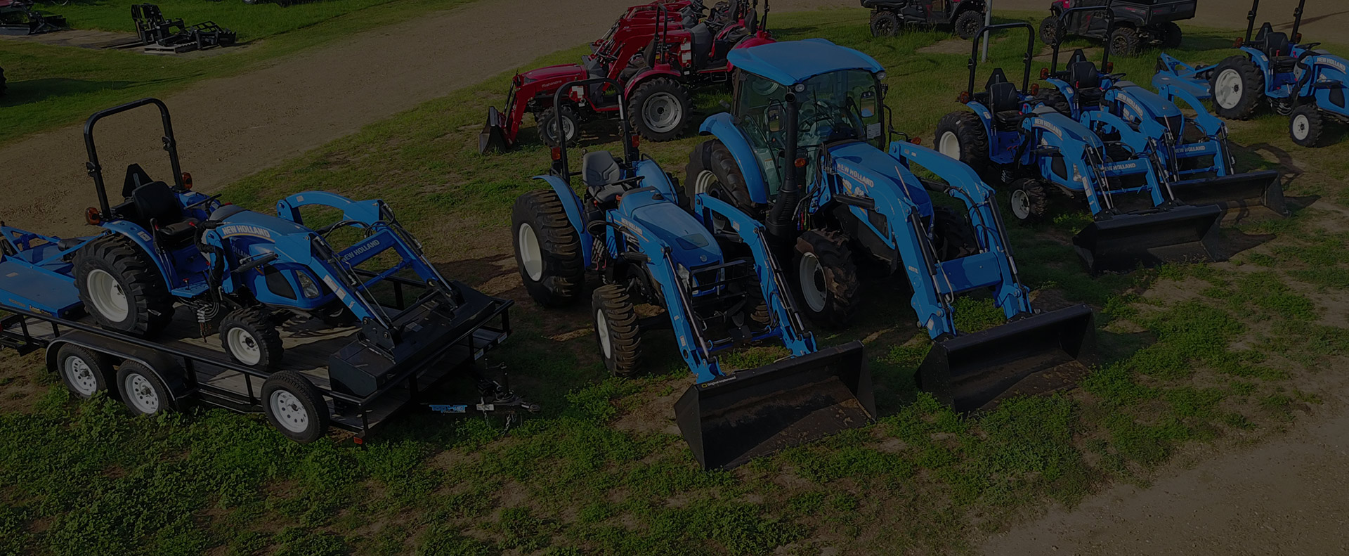 Home Collins Tractor and Equipment Crockett, TX (936) 544-3157