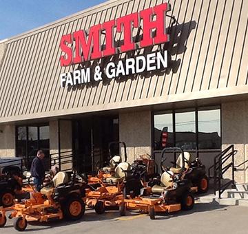 Smith Farm Garden Okc Tulsa Ok Ope Dealer