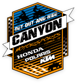 Polaris Industries CANYON MOTORSPORTS GAINES, PA (814) 435-2878