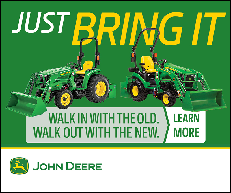 Just Bring It - John Deere