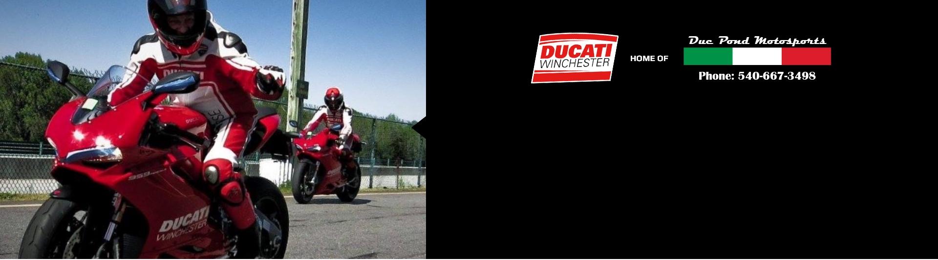 Winchester Va Ducati