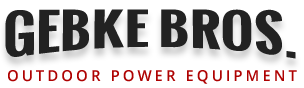 Gebke Bros. Outdoor Power Equipment