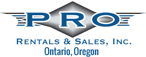 Pro Rentals and Sales, Inc.