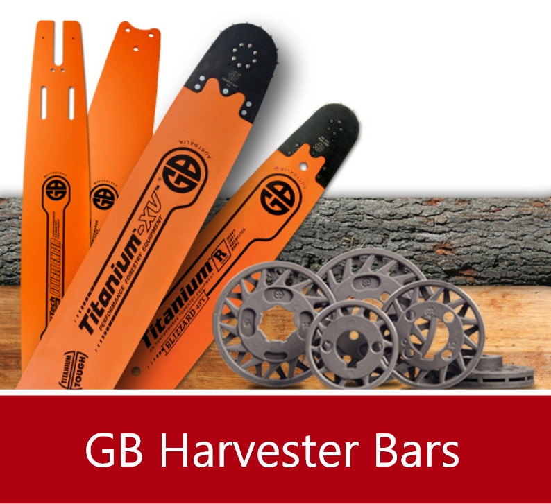 GB Harvester Bars