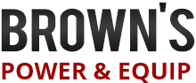 Brown's Power & Equipment, Inc.