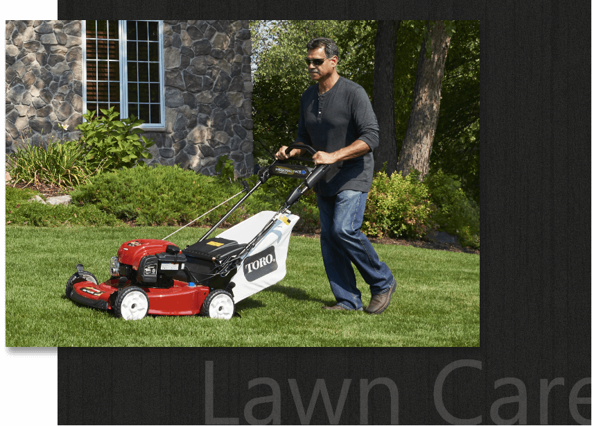 Lawn Care Section