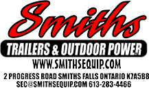 Smiths Trailers-Outdoor Power-Marine