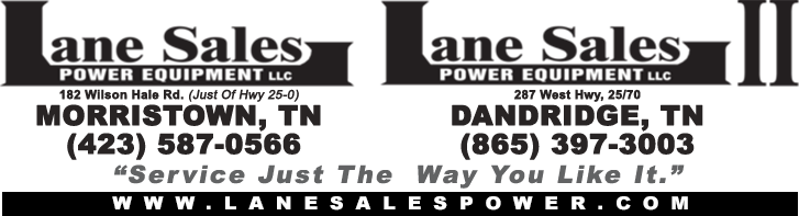 Lane Sales Power Equipment
