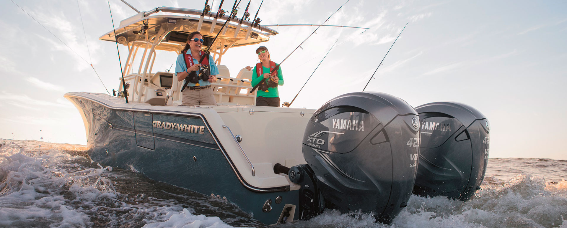 West Coast Marine offers Yamaha F425 Outboards