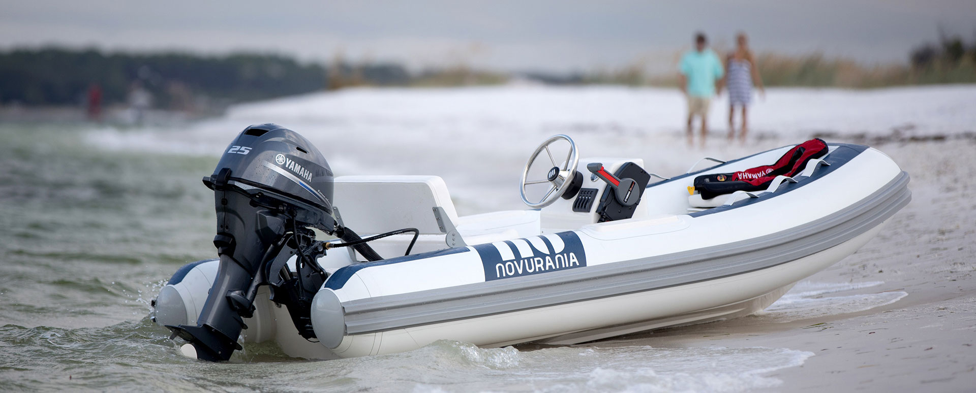 West Coast Marine offers Yamaha F25 Outboards