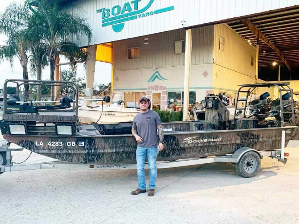 Cash For Boats Here | The Boat Yard Inc | The Boat Yard Inc  Marrero