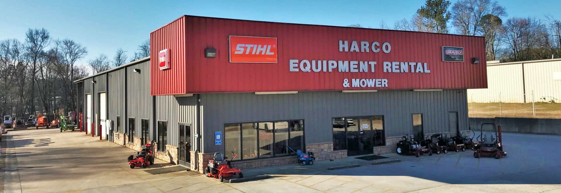 Harco Equipment Rental and Outdoor Power