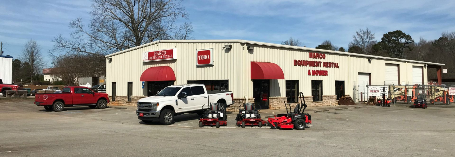 Home Harco Equipment Rental and Outdoor Power