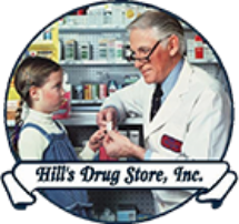 Hill's Drug Store -  Cynwood Drive