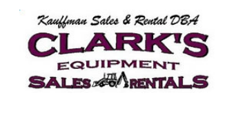 Kauffman Sales & Rental DBA Clark's Equipment Sales & Rentals