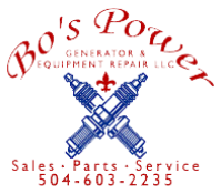 Bo's Power Generator & Equipment LLC
