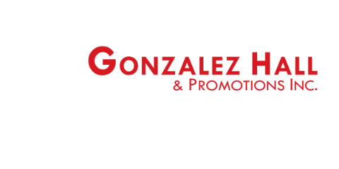 Gonzalez Hall and Promotions