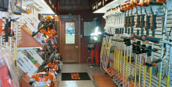 STIHL Display
