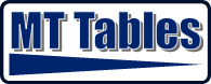M T Tables Logo