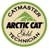 Arctic Cat CatMaster Gold Technician